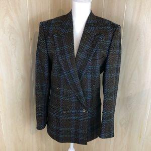 Hugo Boss Mohair Wool Blazer Medium